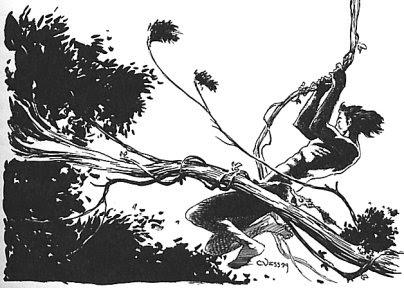 Tarzan by Charles Vess
