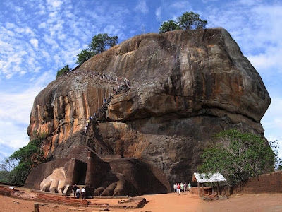 Sigiriya Wallpaper