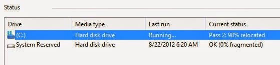 Cách tối ưu ổ đĩa trong hệ điều hành Windows 8 3
