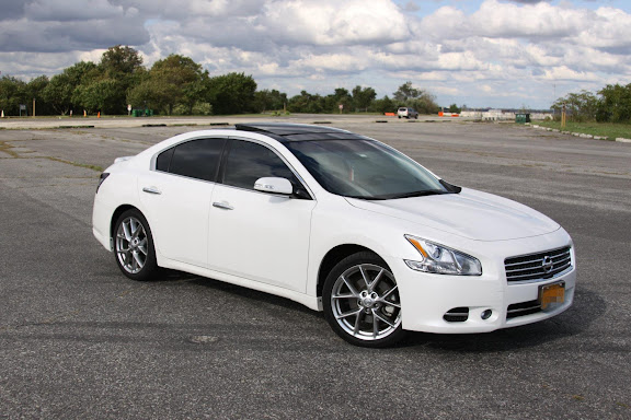 19 Inch Wheels With The Black Roof Maxima Forums