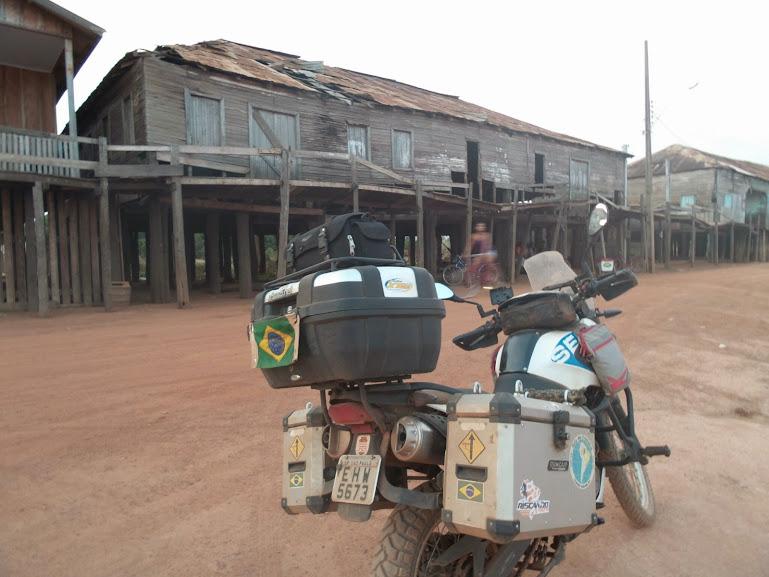 Brasil - Rota das Fronteiras  / Uma Saga pela Amazônia 20140827_191712