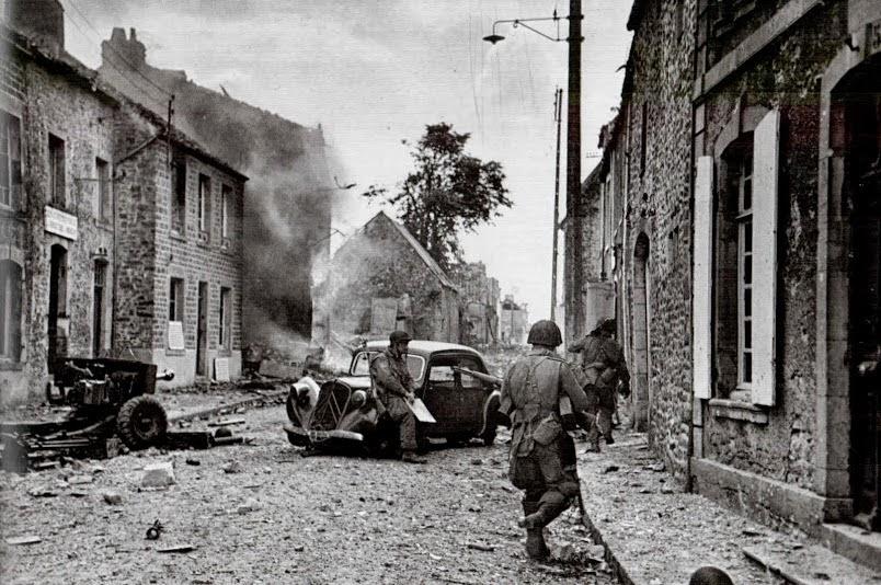 Normandia, 1944