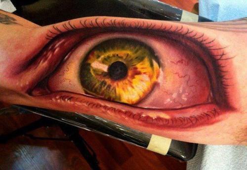 3 d tattoos