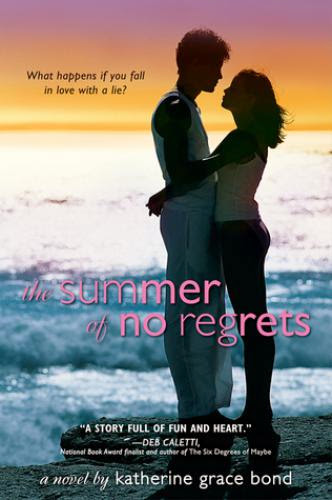 Blog Tour Character Interview The Summer Of No Regrets By Katherine Grace Bond