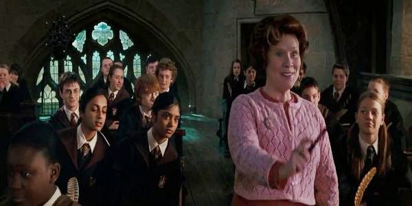 Screen Shot Of Hollywood Movie Harry Potter and the Order of the Phoenix (2007) Download And Watch Online Free at Alldownloads4u.Com