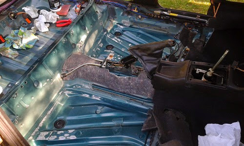 kitiiz: VW Vento 1.8T  Hiottua