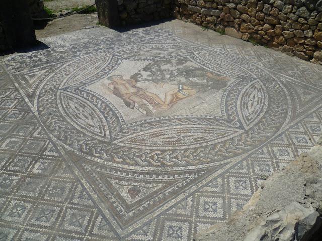 Volubilis mosaic 1
