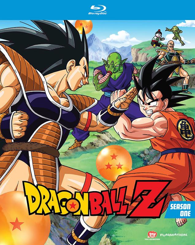 Dragon Ball Z – Temporada 1 [4xBD25]