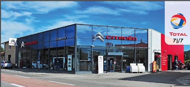 Garage Balleydier - Citroën