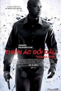Thiện Ác Đối Đầu - The Equalizer poster