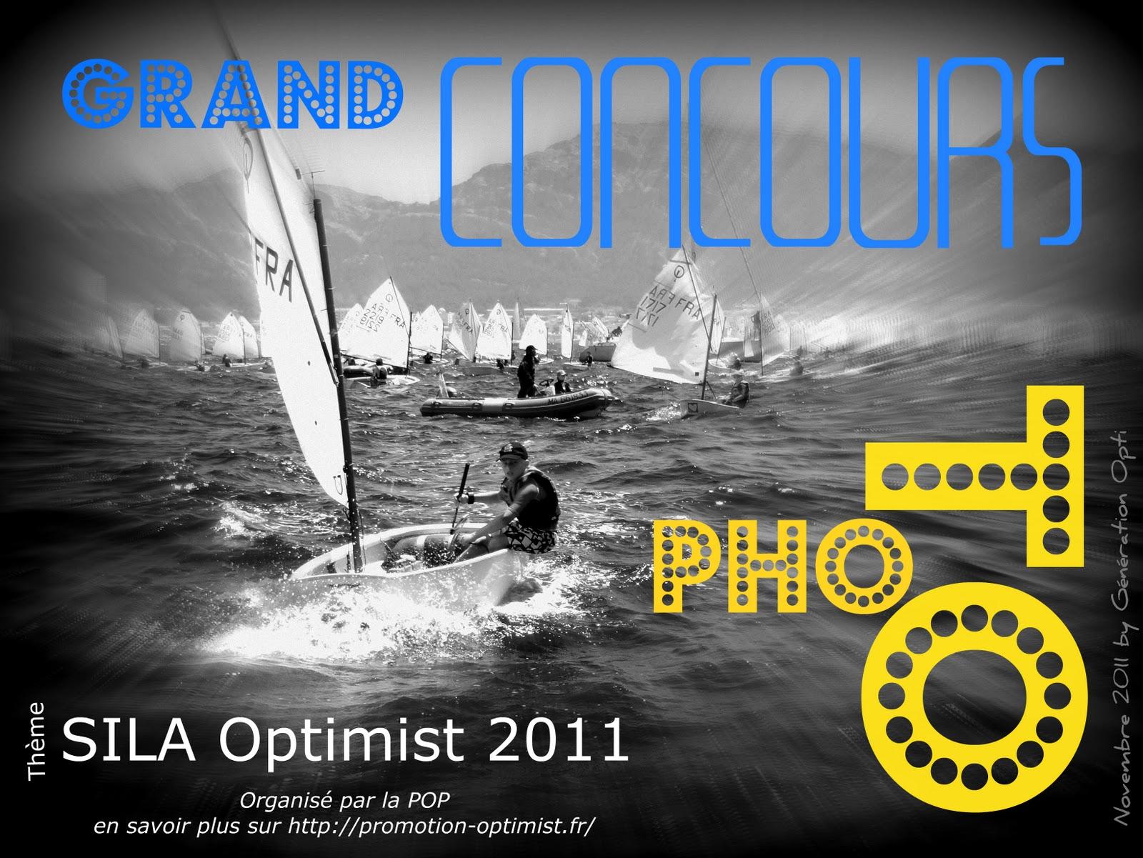 Optimist voile concours photo promotion optimist pop sila 2011 Génération-Opti generation opti compétition inter ligue photographie