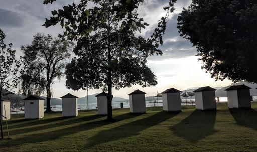 Camping Strandbad Klagenfurt Wörthersee, Metnitzstrand 5, 9020 Klagenfurt am Wörthersee, Österreich, Campingplatz, state Kärnten
