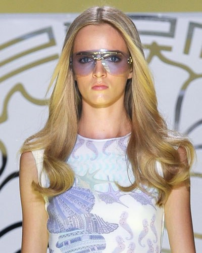 Versace sunglasses spring summer 2012