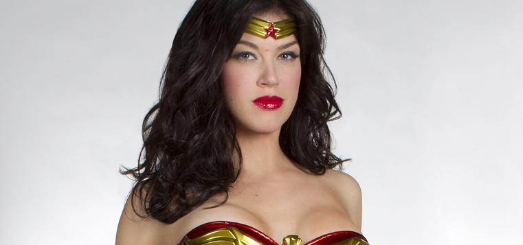 adrianne palicki wonder woman. adrianne palicki wonder woman costume. Palicki plays Wonder Woman in