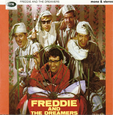 Freddie and The Dreamers ~ 1963 ~ The Two Faces of Freddie (and the Eight Faces of the Dreamers)