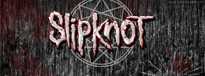 Portada para facebook de Slipknot (Logo)