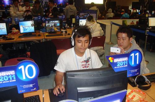Phi Đội Việt Nam đăng quang vô địch GNGWC 2011 3