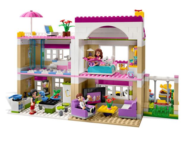レゴ フレンズ ラブリーハウス 3315