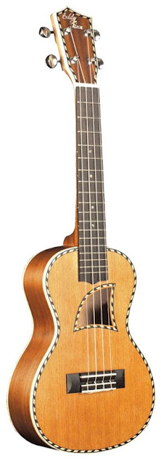 SHS International Eddy Finn Tenor at Lardy's Ukulele Database