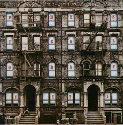 Led Zeppelin ~ 1975 ~ Physical Graffiti