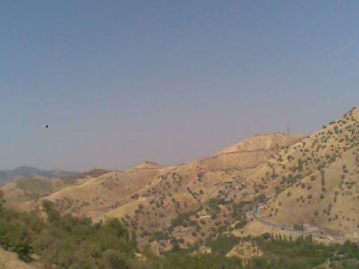 Hawraman's mountains