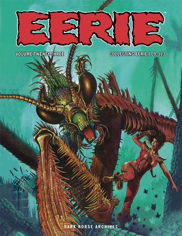 Image result for dark horse eerie""