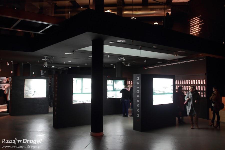 Ekspozycja Narodziny Miasta w Muzeum Miasta Gdyni