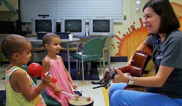 music therapy for cancer patients