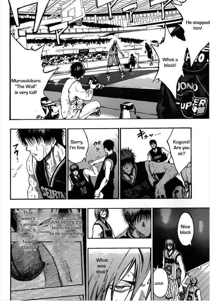 Kuroko no Basket Manga Chapter 154 - Image 08
