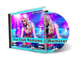 Top Club Remixes 2012