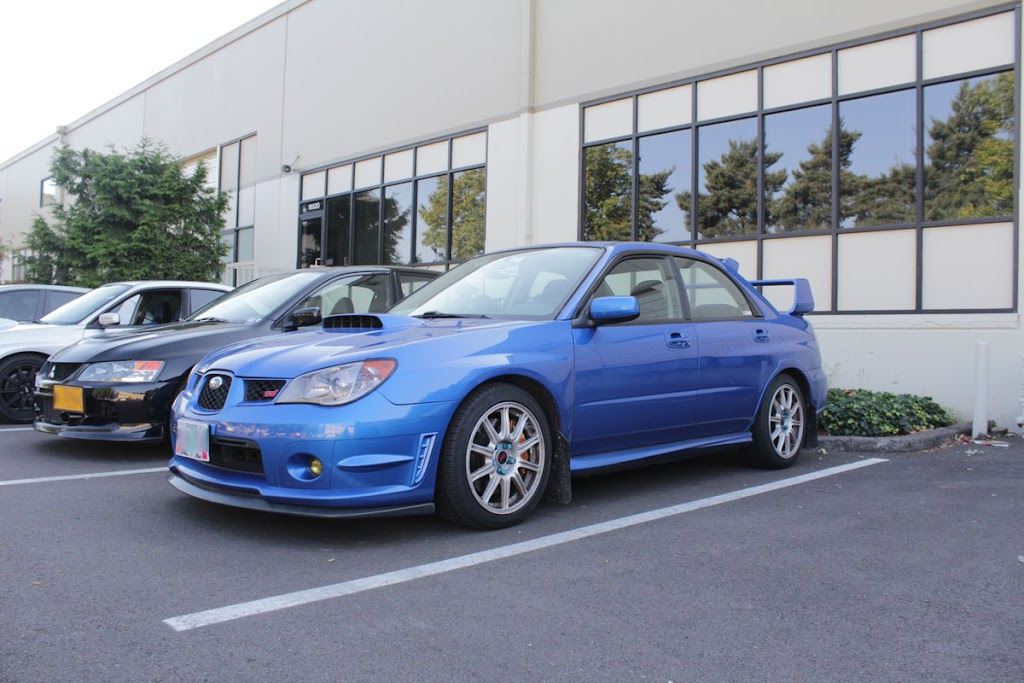 BC Racing BR with Swift Springs Review 07 STi - NASIOC