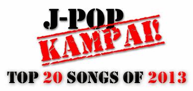Top 20 J-Pop Songs of 2013