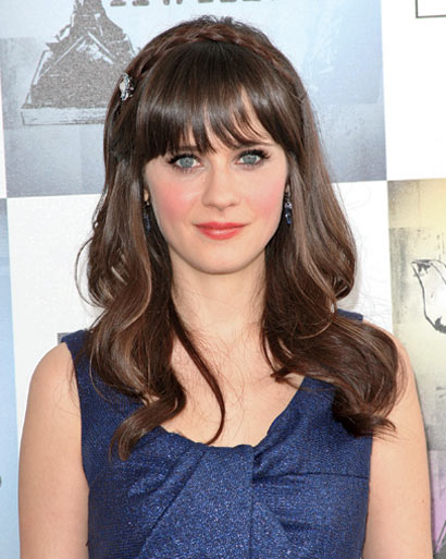long hairstyles 2011 women. 2011 Blant Bang Beautiful Long