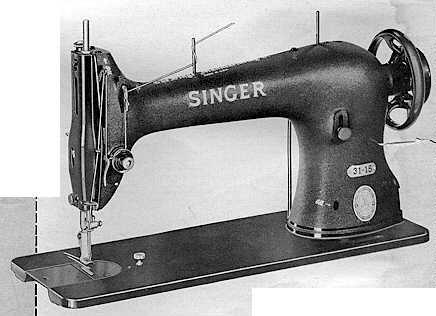 Model 31 Singer Restoration Decals