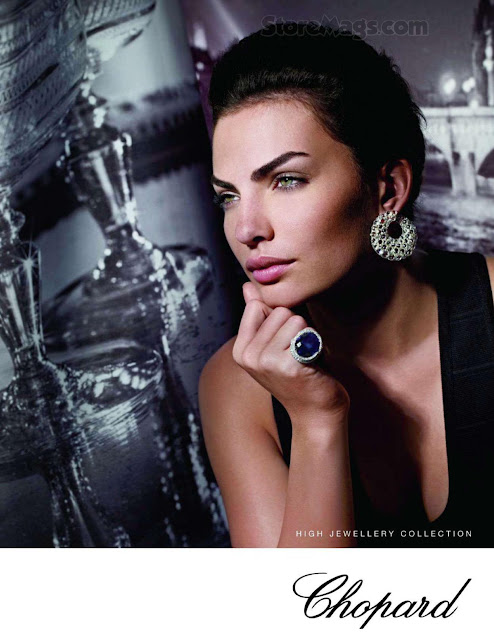 Chopard High Jewellery collection, campaña primavera verano 2012