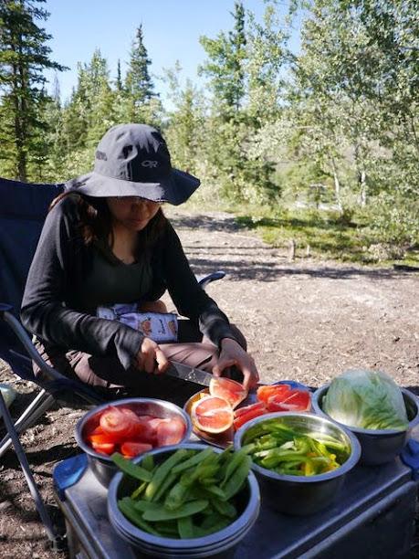 達人帶路-環遊世界-育空河切菜