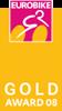 EUROBIKE Gold Award 2008