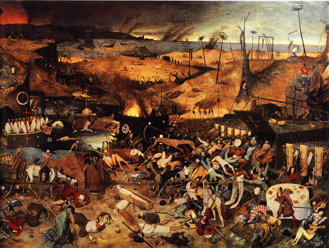 the triumph of death ~ pieter brueghel