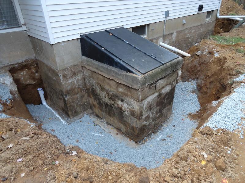 Exterior Basement Waterproofing Do It Yourself Mycoffeepot Org