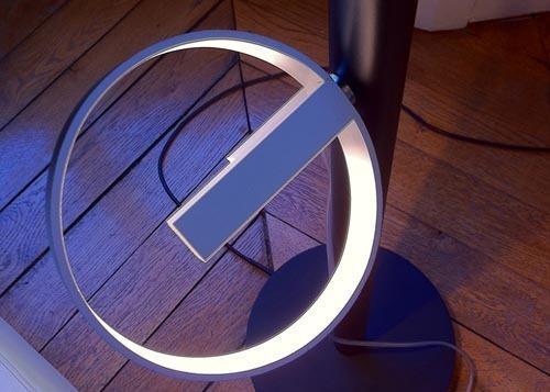 artemide ring led lampe
