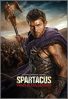 Download - Spartacus – 3ª Temporada Completa HDTV 720p + Legenda