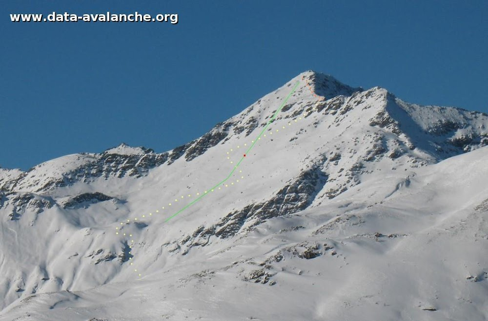 Avalanche Queyras - Photo 1