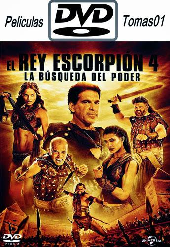 El Rey Escorpión 4 (2015) DVDRip