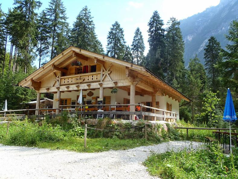 BockHütte, Zugspitze