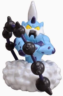 Mô hình Pokemon M-044 Voltolos trông oai phong như một vị thần