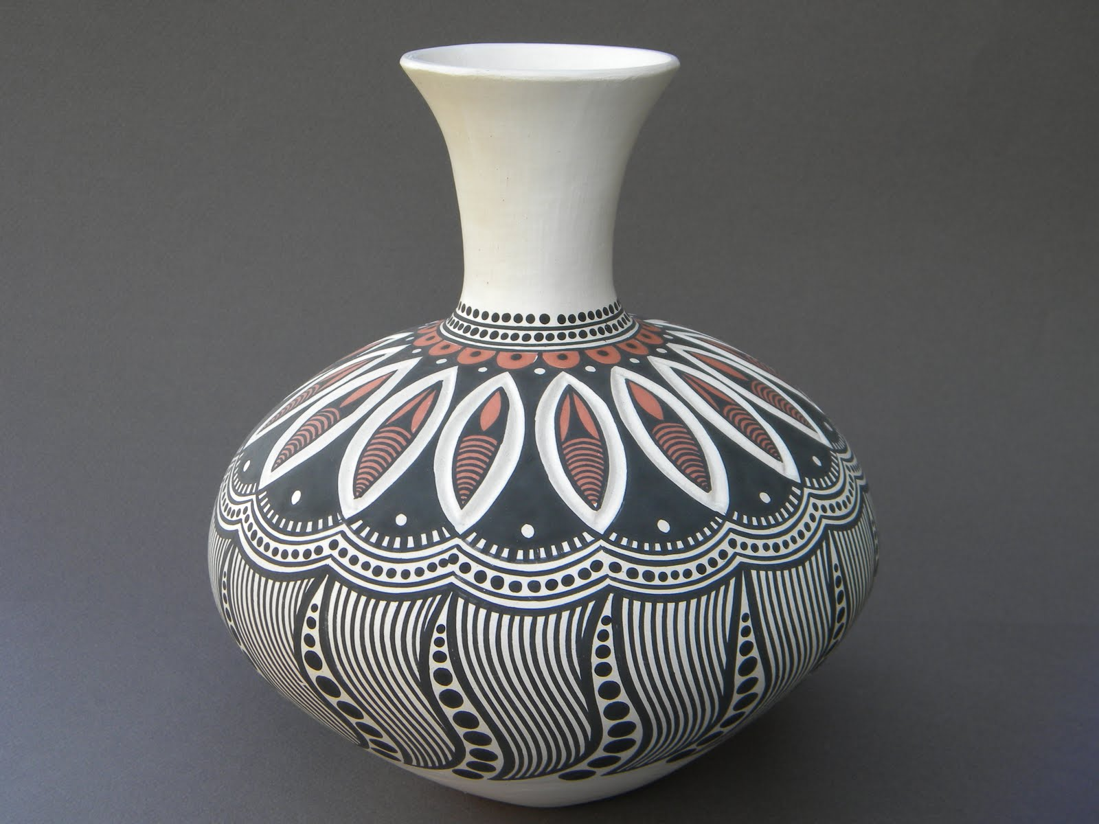 Two tribes pottery pottery in stock for Pottery designs with clay