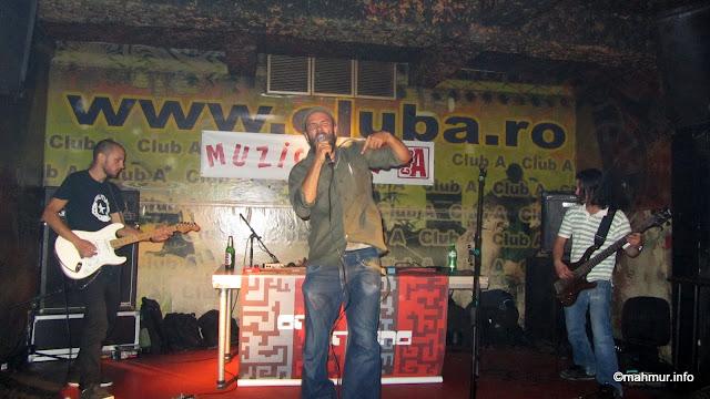 Aria Urbana @ Club A