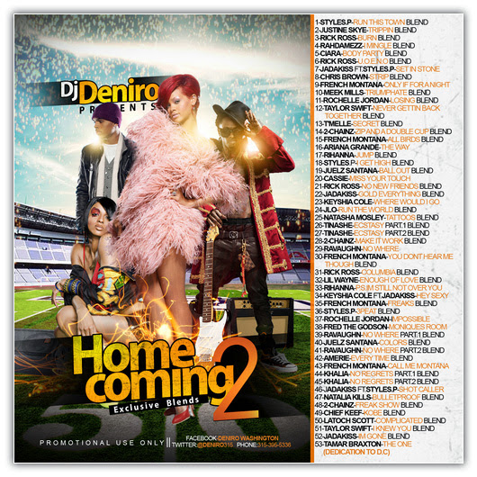The Homecoming Vol 2 (2013)
