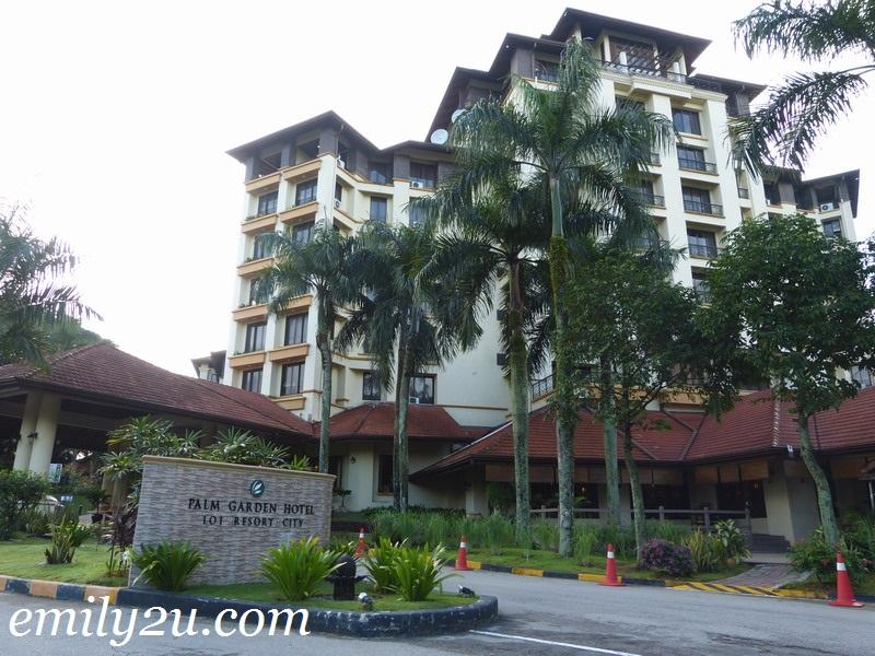 Palm Garden Hotel IOI Resort City