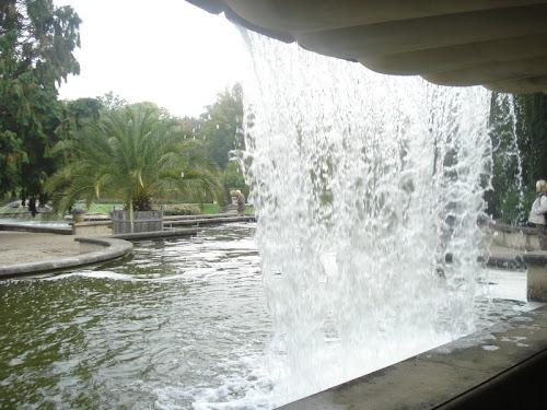 Acqua che scorre al Kasteeltuinen ad Arcen